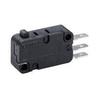 VK Series(Snap action microswitches/Snap-acting switches/ZIP SWITCH/Basic Switch/Interruptores de acción básicos/Interruptores básicos/Schnappschalter/ZIP开关)